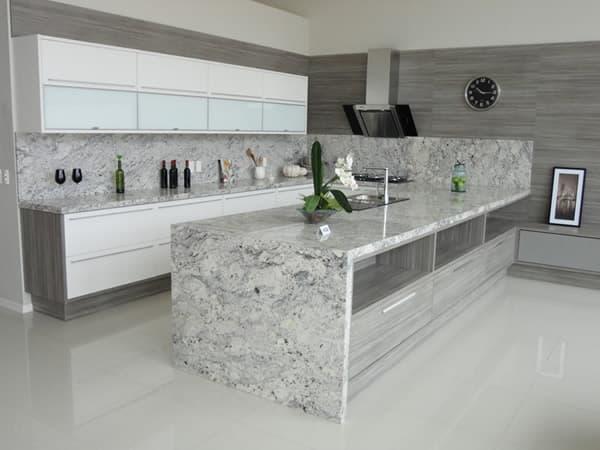 pedra na cozinha
