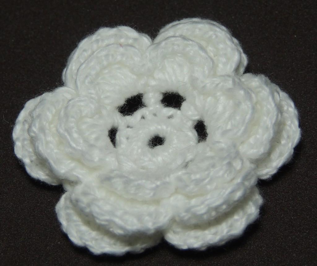 Flor de Crochê: Como fazer, passo a passo