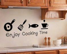 Adesivos para cozinha