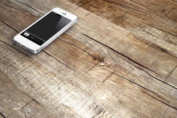 piso vinilico de madeira