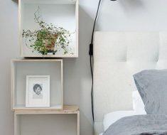 nichos no quarto