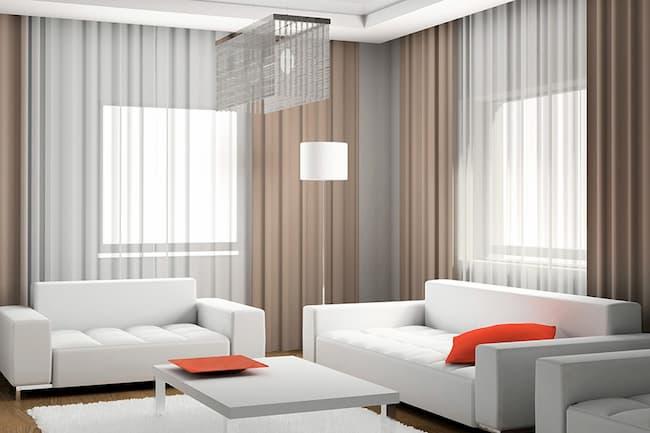 Decoração-com-cortinas