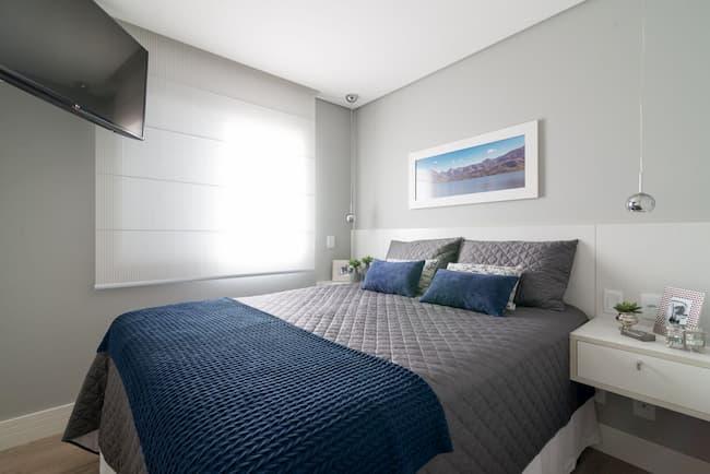 cortina quarto de casal quebra sol
