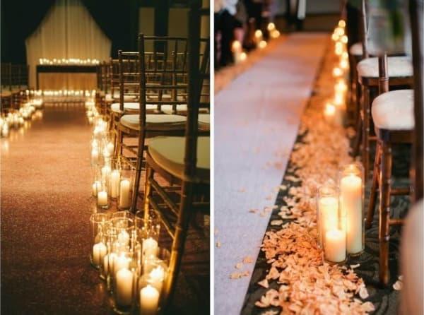velas para iluminar igreja evangelica