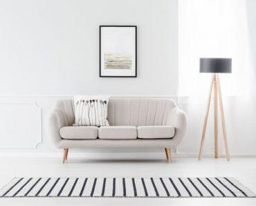 dica de decoracao minimalista