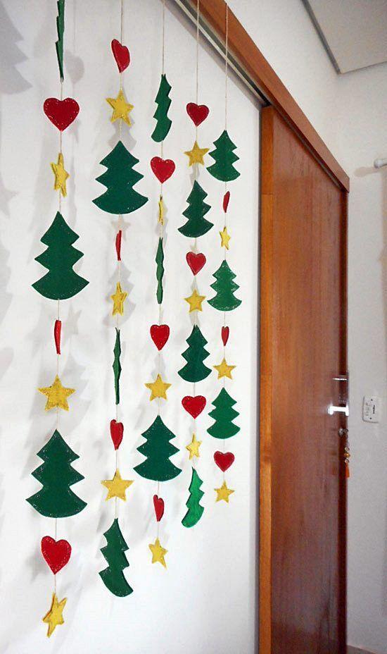 Decoração de Casa para o Natal