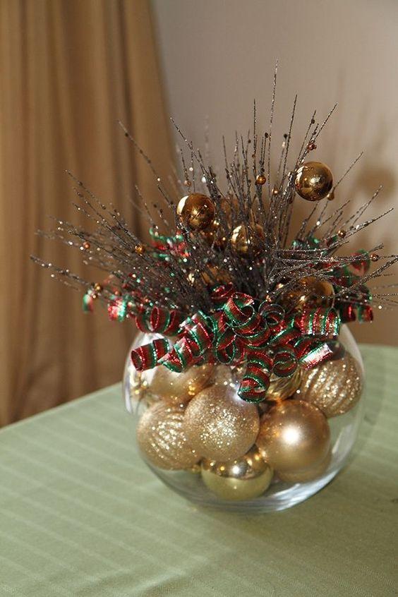 itens de decoração para o natal